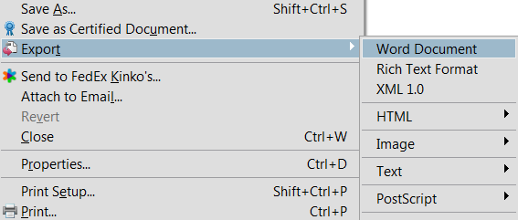 Removing Text Boxes/Text Frames from Word Docs